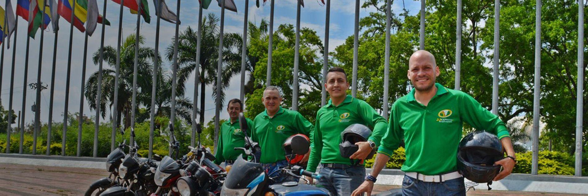 JJ Express Mensajería Empresarial Cali, Colombia