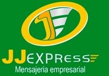 Logo JJ Express Mensajería Empresarial